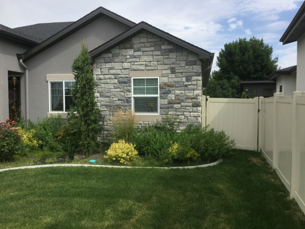 Complete or partial replacement of overplanting in Boise